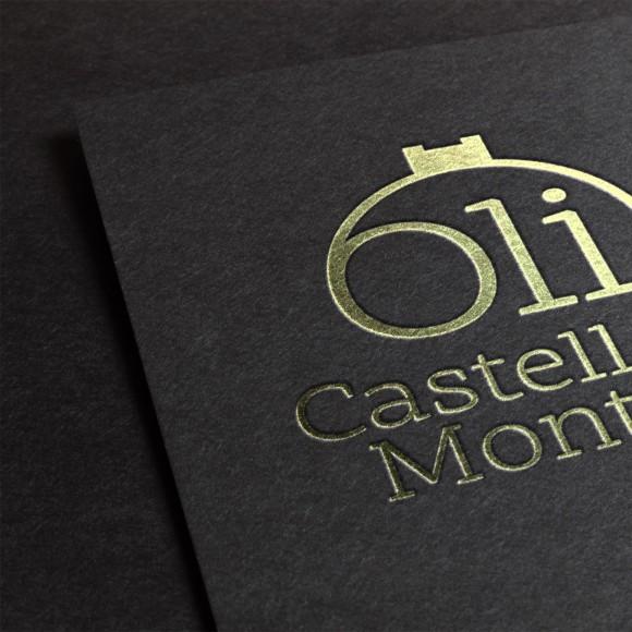 Castell del Montgrí oil